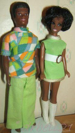 Dawn Dale Van Topper black African-American 1970s