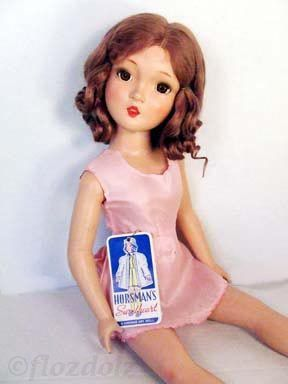 Horsman Sweetheart doll Horseman Ernesto Peruggi 1930s