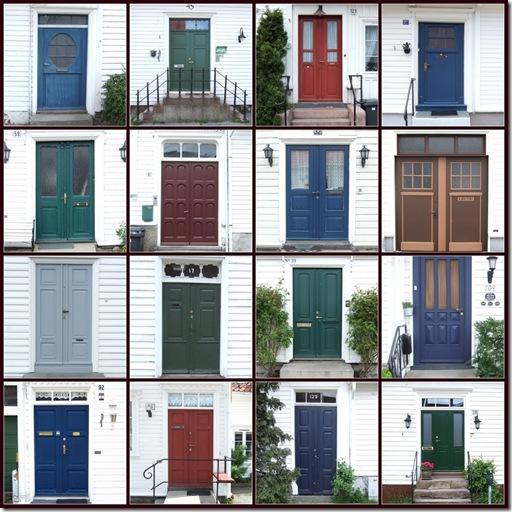 dørmosaikk