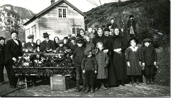 Gravferd 1918
