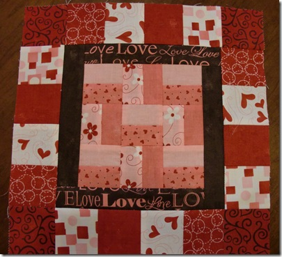 Jelly Roll Block #8