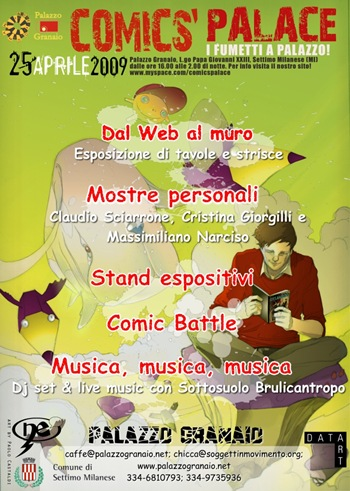 flyer fronte mail