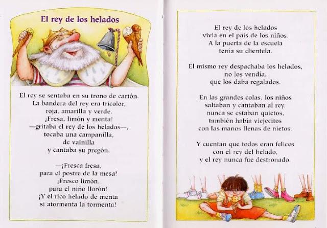 Poema El rey de los Helados-Autor Gloria Fuertes PDF-10