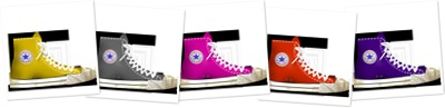 Visualizza Pack Icone Converse