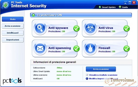 PC Tools Internet Security 2009 free