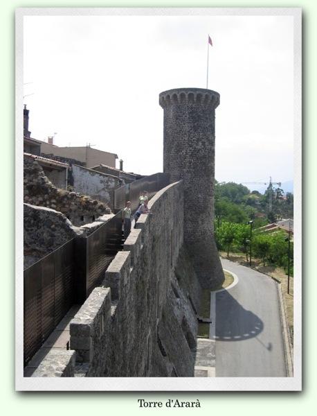 Fotografia de la Torre d'Ararà