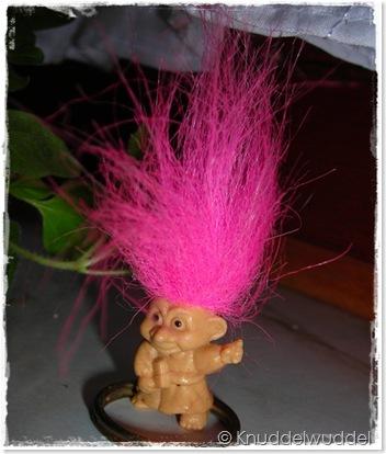 7.Tag pink  troll