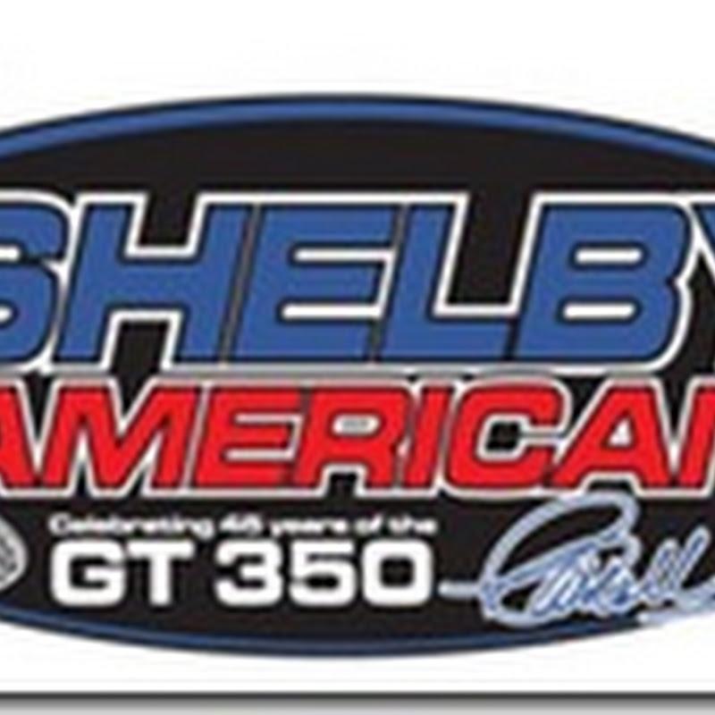 Kurt Busch on Pole for Shelby American