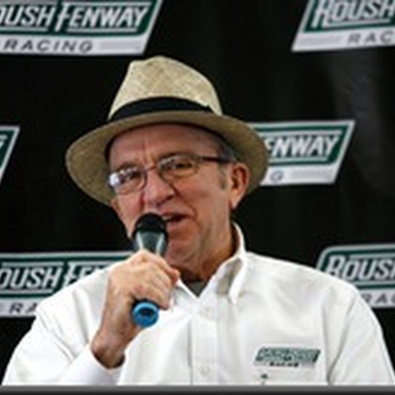 Jack Roush to Headline Appearances at Auto Club Speedway's Ford Racing Party Zone (October 9-10)