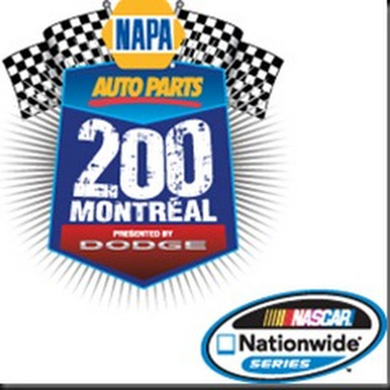 NASCAR Changes up Qualifying Procedures for Sunday's Nationwide Race at Circuit Gilles Villeneuve