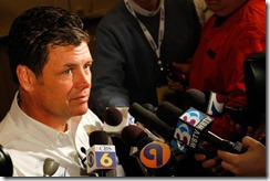 2011 Charlotte Jan Media Tour Michael Waltrip