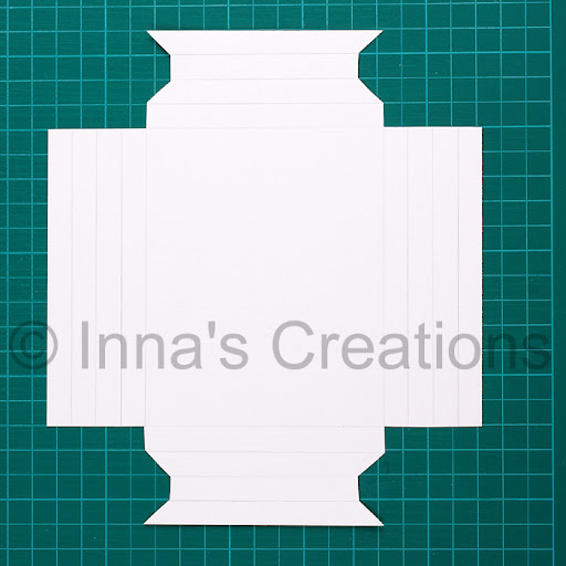 how to make a simple paper frame