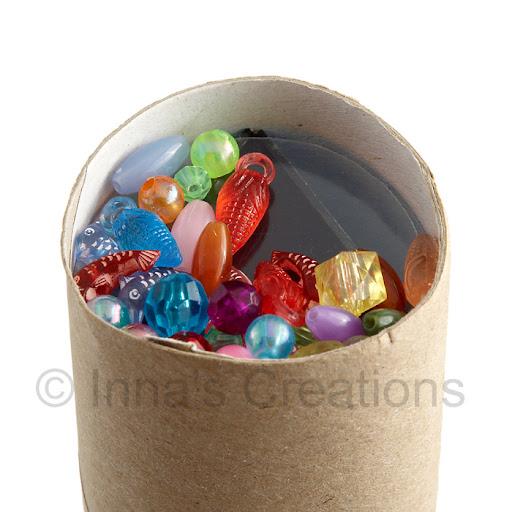 Inna S Creations Homemade Kaleidoscope Toy