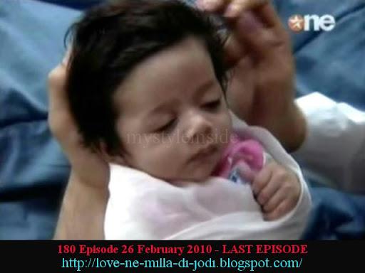child of parneet chauhan karan tacker love ne milla di jodi last episode