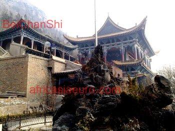 Bei Chan Shi, China
