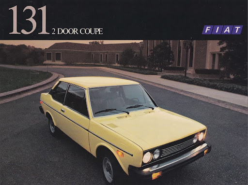 In 1975 the 131 made its way
