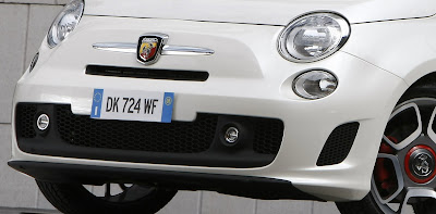 Fiat 500 USA: New US version of the Fiat 500 spotted.. :  green cars fiat green chrysler