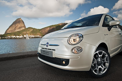 Fiat 500 USA: Fiat 500: waiting for the news...