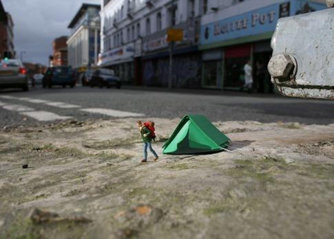 Urban Camping 1 - blog