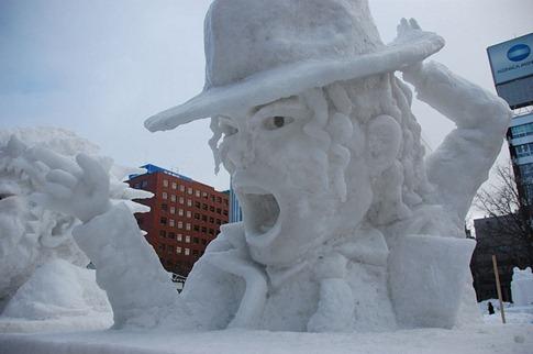 esculturas neve lindas gelo inverno arte (46)