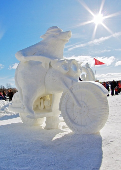 esculturas neve lindas gelo inverno arte (47)
