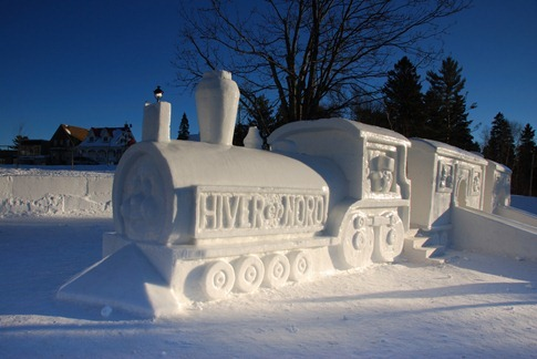 esculturas neve lindas gelo inverno arte (5)