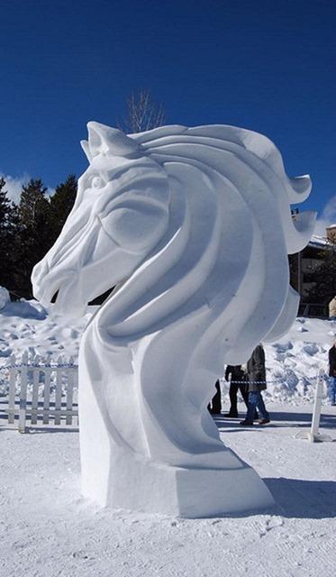 esculturas neve lindas gelo inverno arte (14)