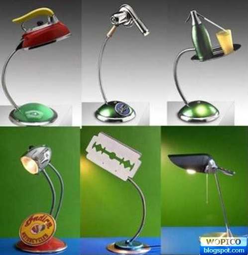 Unique Lamp Design