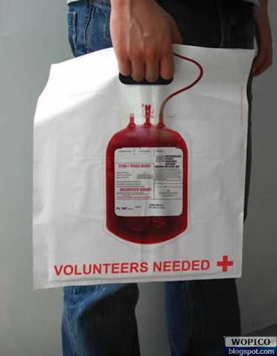 Transfussin Bag