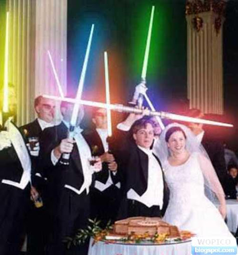 The StarWars Wedding