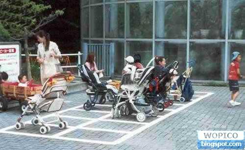 Babies Parking