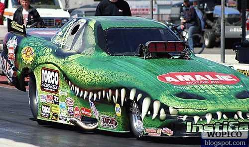 Crocs Car