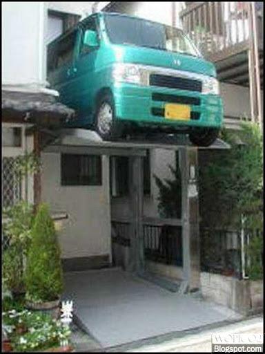 Wrong Garage