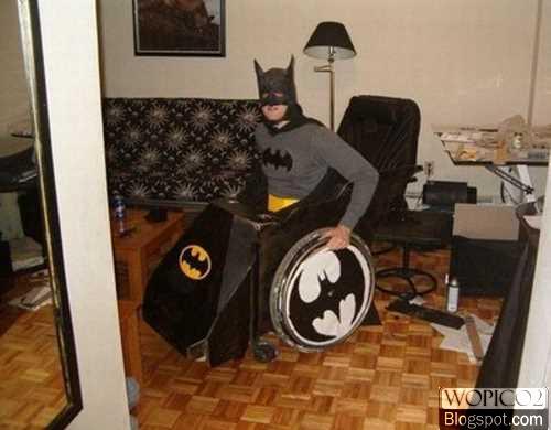 New Bat Mobile