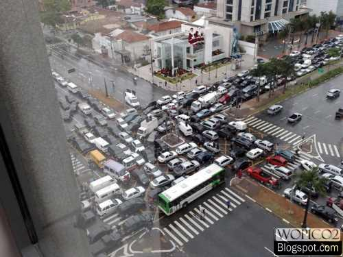 Dead Traffic
