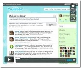 Tutoriel pour Twitter