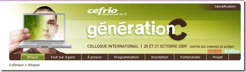 Image - Génération C