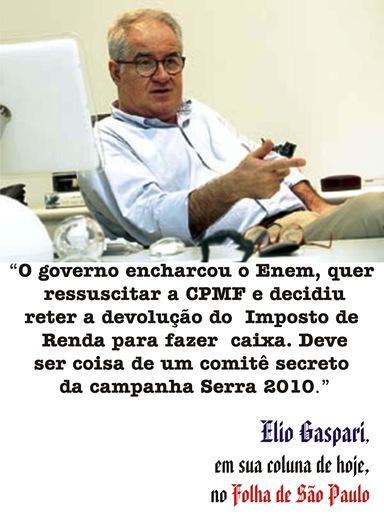 Elio Gaspari_Trapalhadas