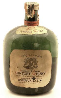 Dating old liquor bottles