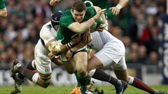 Ire v Eng - tackle 4