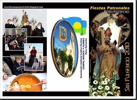 TRIPTICO POZO ESTRECHO 2010