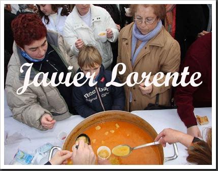 Javier Lorente. Pelotas Pozo Estrecho