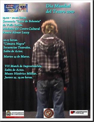Día Mundia de Teatro 2010