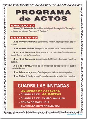 PROGRAMA DE ACTOS copia
