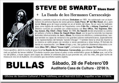Promo Steve De Swardt para correo