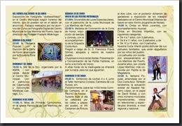 Fiestas Patronales Los Martínez del Puerto 2009-2