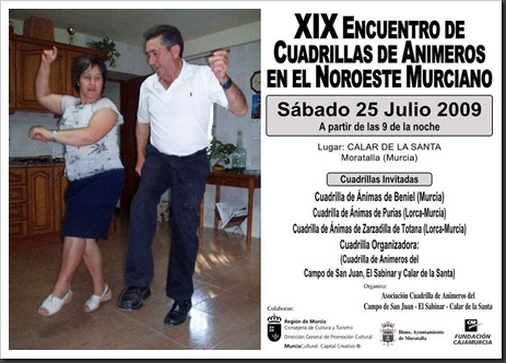 CARTEL XIX ENCUENTRO