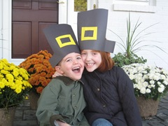 kids-wearing-thanksgiving-hats-by-sgclark