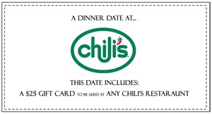 dinner at chilis