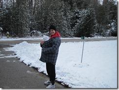 First snow 012